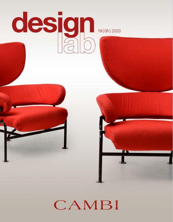 Vente Design Lab chez Cambi Casa d'Aste : 407 lots