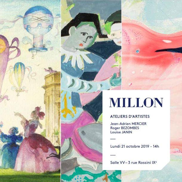Catalogue De La Vente Ateliers D Artistes A Millon Et Associes