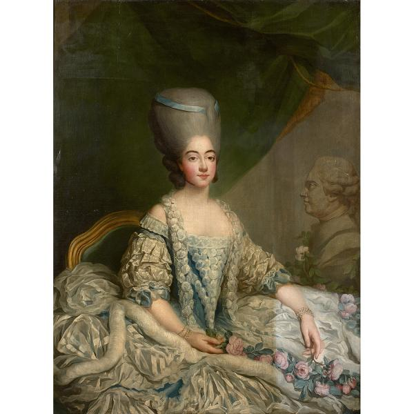 Jean-Martial FREDOU (Fontenay-Saint-Père 1710- Versailles 1795 ...