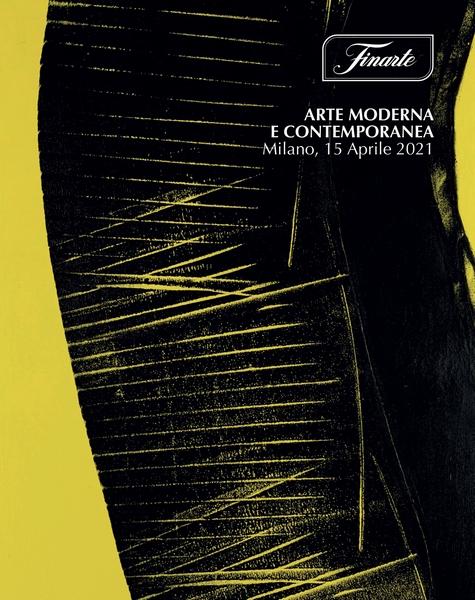 Vente Art Moderne et Contemporain (Milano) chez Finarte Auctions S.r.l. : 284 lots