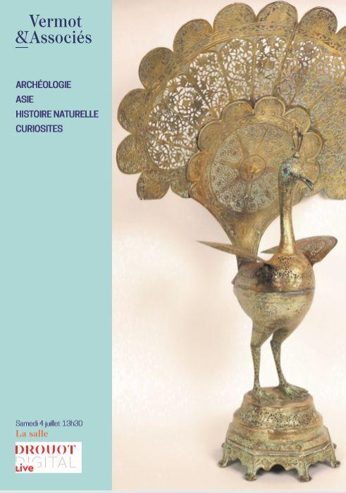 Vente Archéologies, Asie, Arts Premiers chez Vermot et Associés : 522 lots