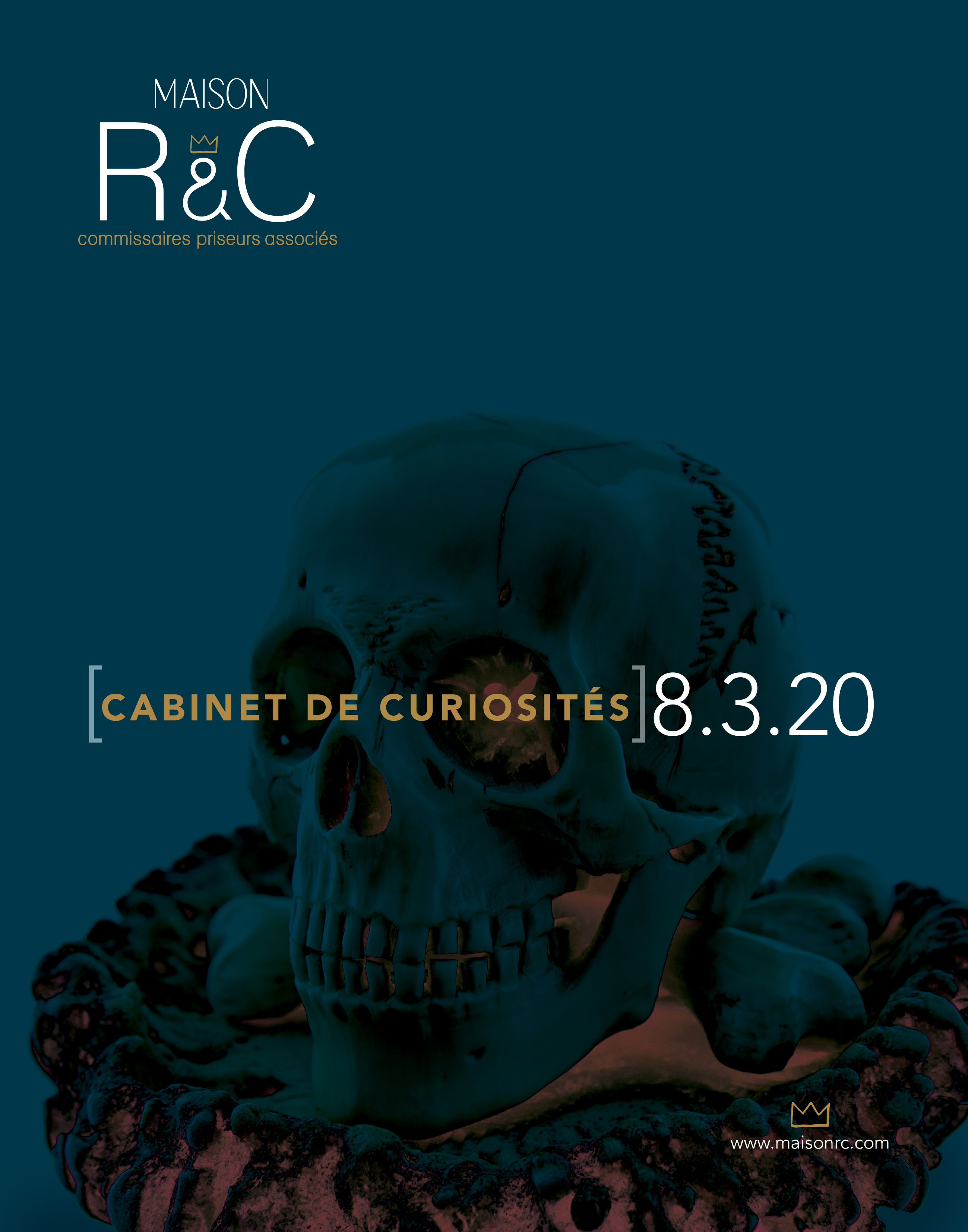 Vente Cabinet de curiosités chez Maison R&C Commissaires-Priseurs Associés : 464 lots