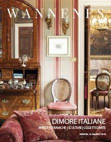 Vente Mobilier, Céramique, Sculptures, Objets d'Art (Genova) chez Wannenes Art Auctions : 439 lots