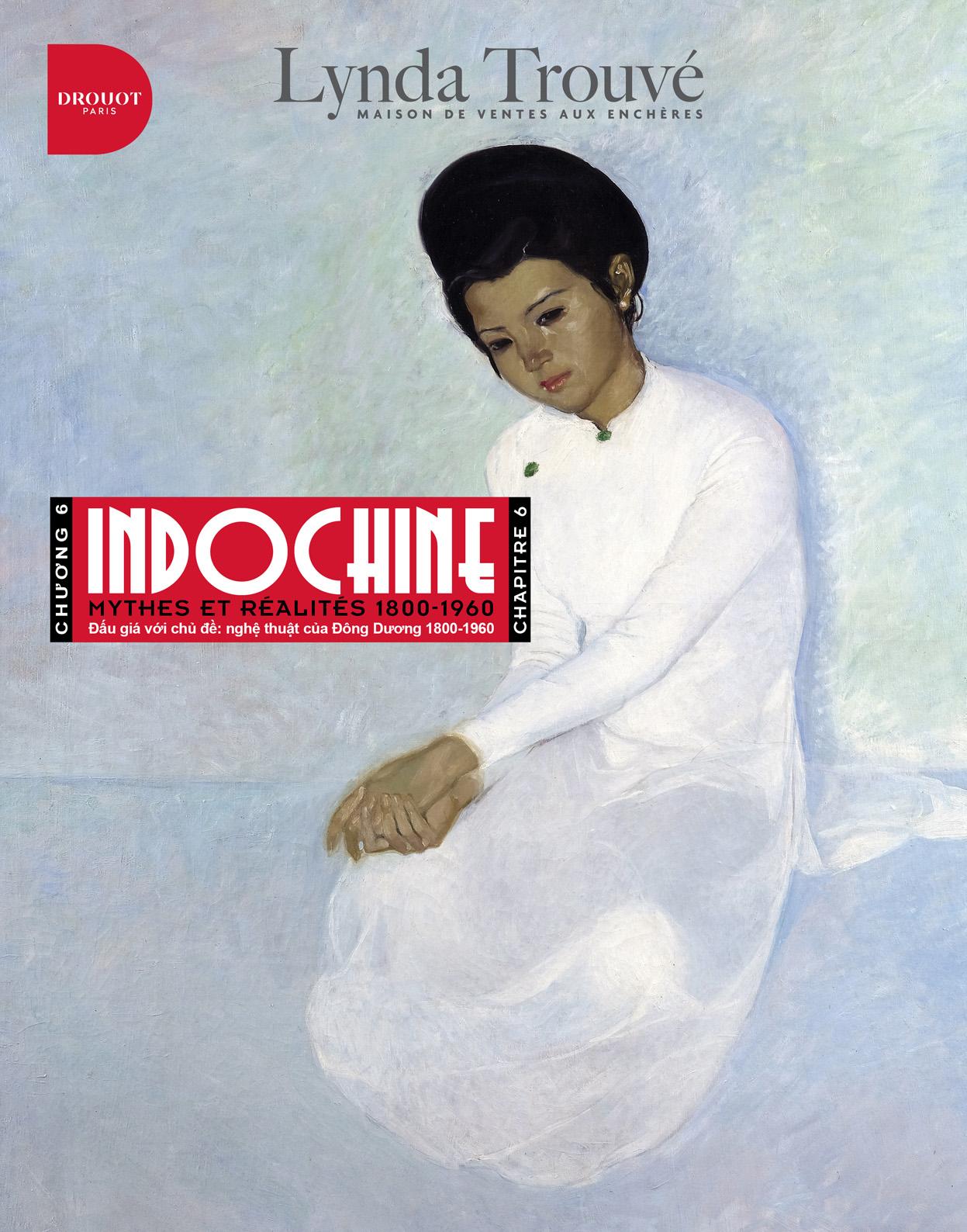Vente Indochine - L'Art en Indochine et au Vietnam (1800-1960) - 2ème Partie chez Lynda Trouvé OVV : 322 lots