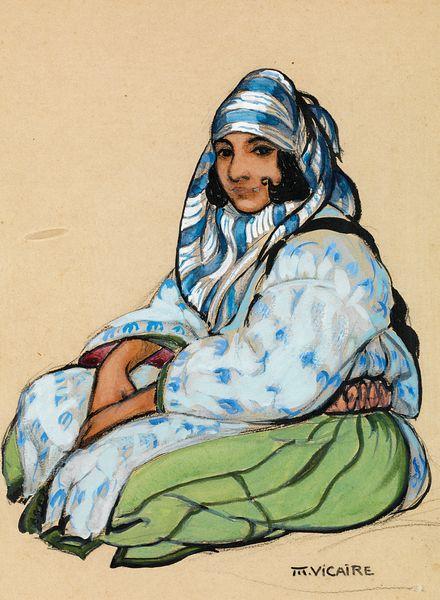 Catalogue de la vente Arts d Orient, Tableaux Orientalistes à Tajan ... 3d0a3e187a6
