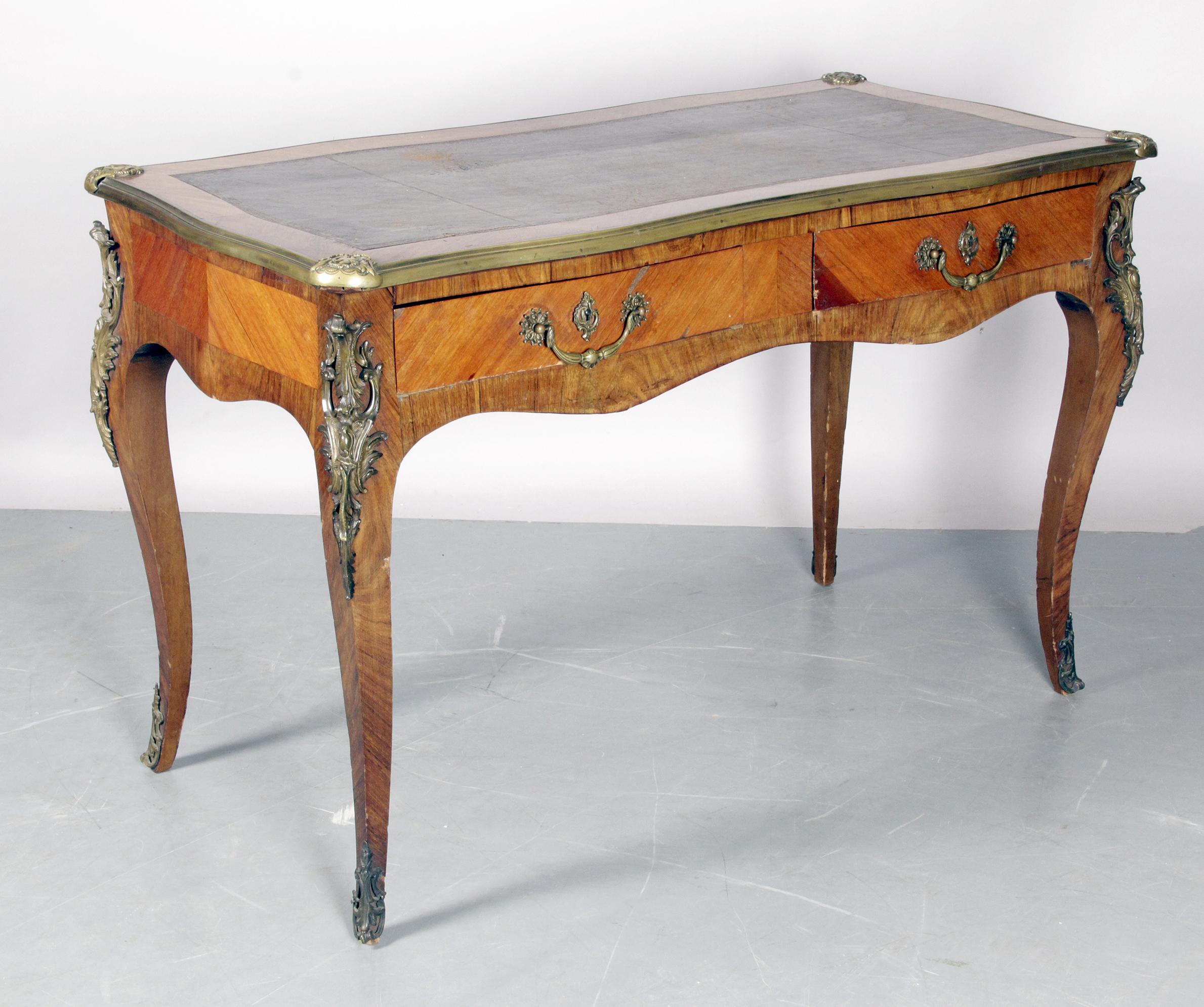chaise de bureau plat style napoleon