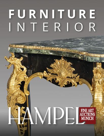 Vente Catalogue I - Mobilier & Intérieur chez Hampel Fine Art Auctions : 271 lots
