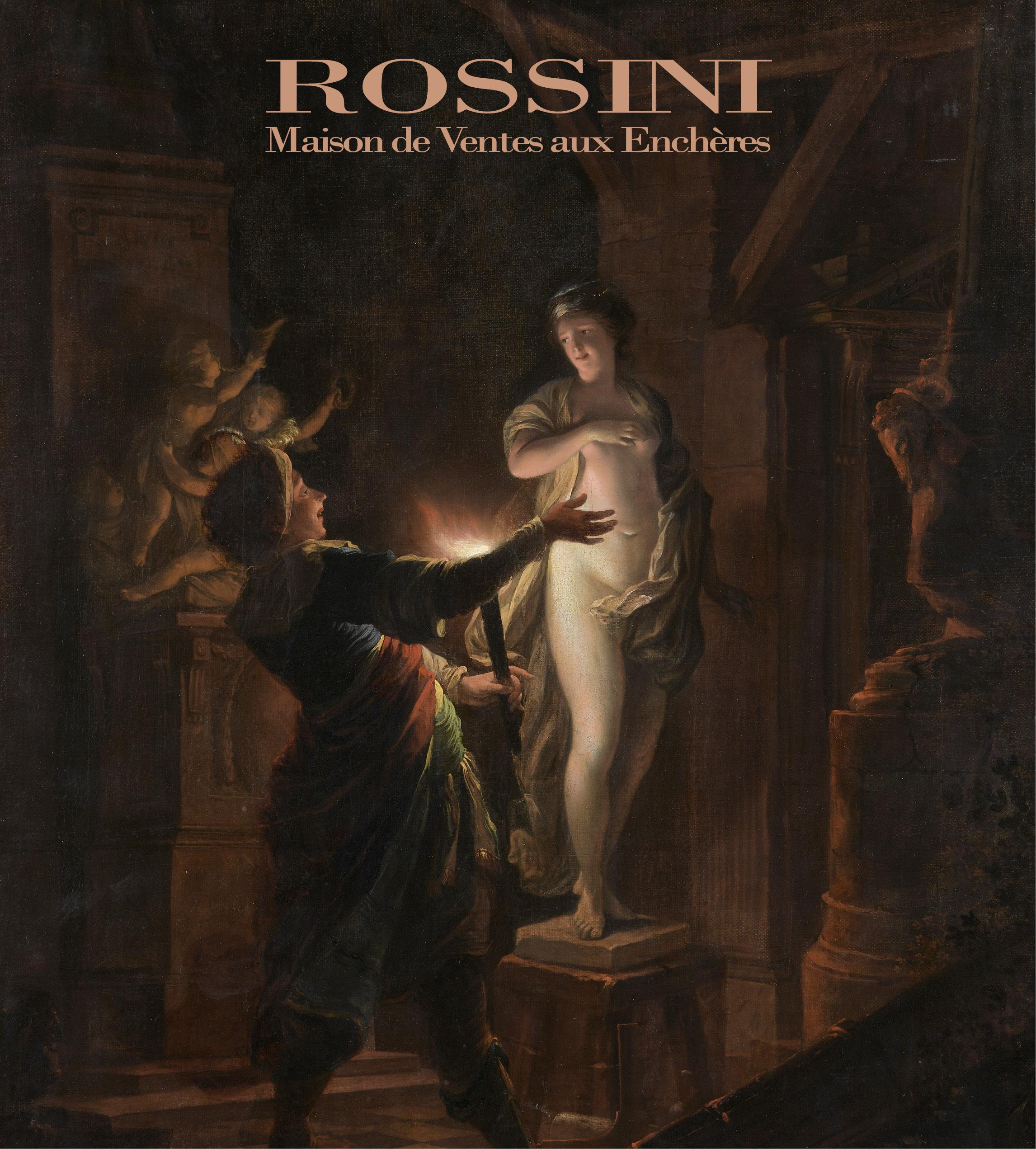 Auction Tableaux Anciens, Civilisations, Mobilier & Objets d'Art  at Rossini : 296 lots