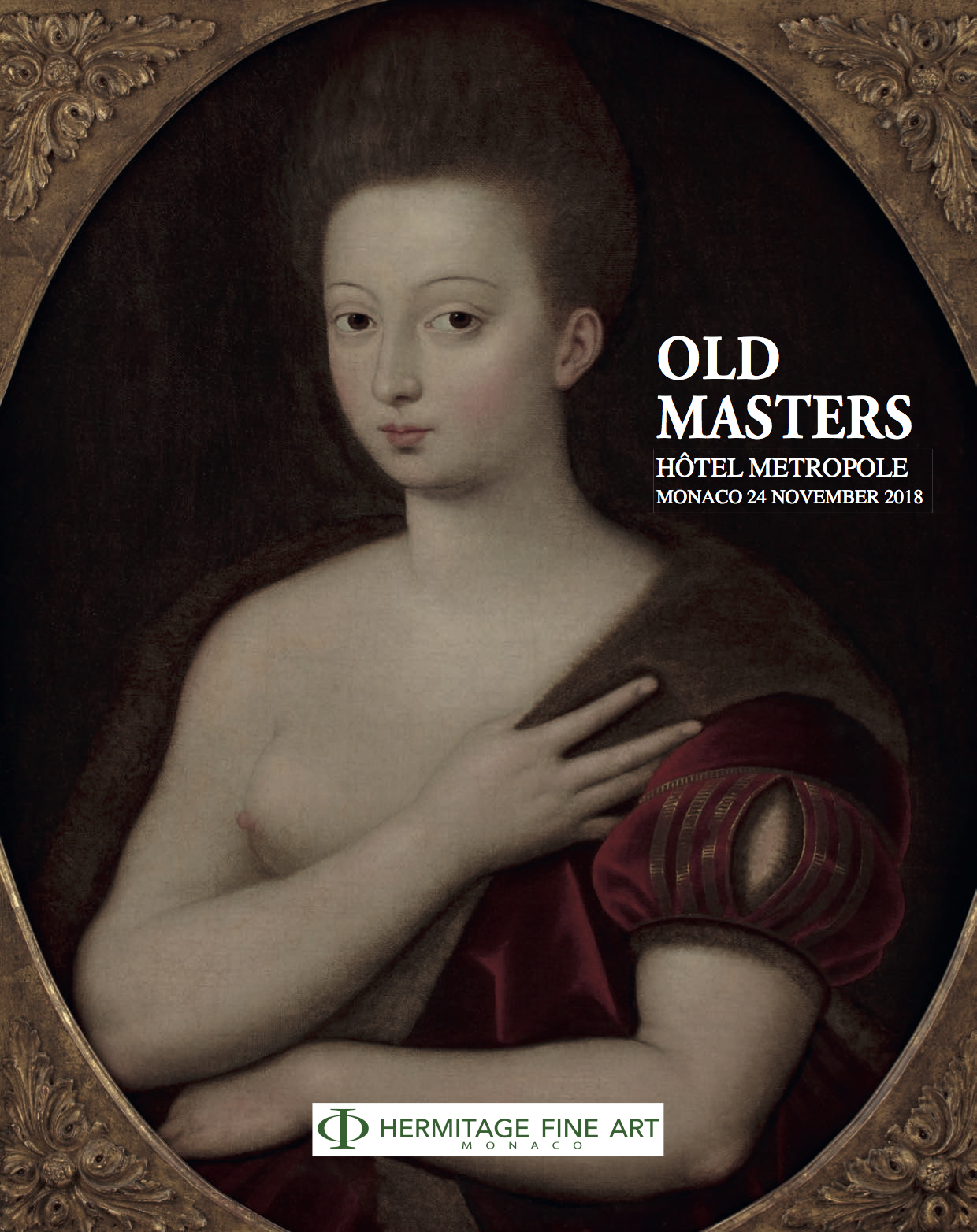 Vente Old Master Paintings chez Hermitage Fine Art : 39 lots
