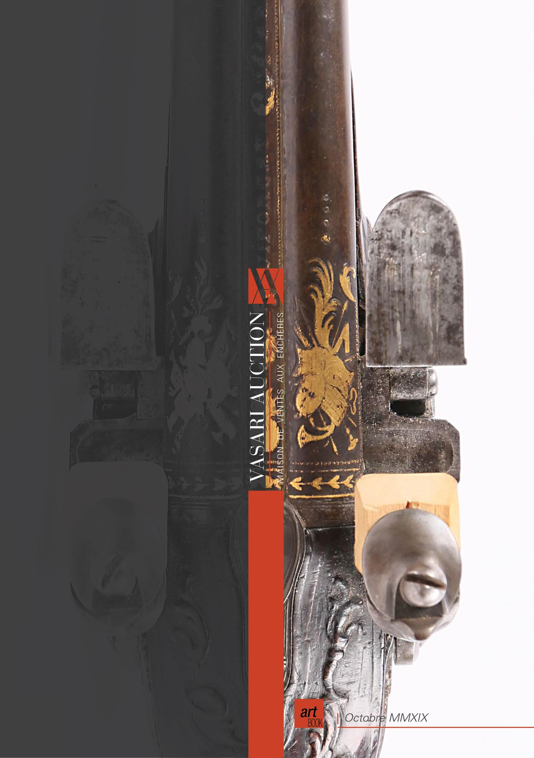 Vente Armes, Militaria et Souvenirs historiques by Vasari Auction chez Vasari Auction : 182 lots