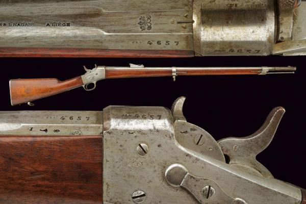 remington rifle număr de serie dating)