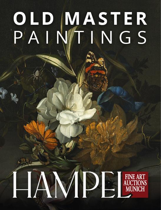 Vente Catalogue II - Tableaux de maîtres anciens chez Hampel Fine Art Auctions : 313 lots
