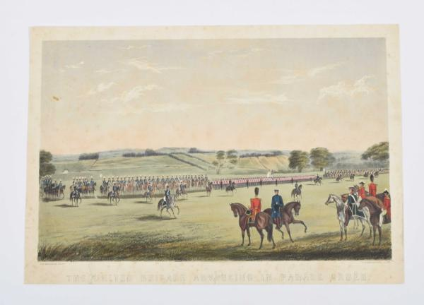 [Graphic arts, paintings & drawings 16th-19th century] [Horses] Lot with 29 prints, - [...]