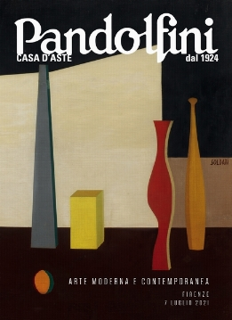 Vente Art Moderne et Contemporain (Firenze) chez Pandolfini Casa d'Aste : 128 lots