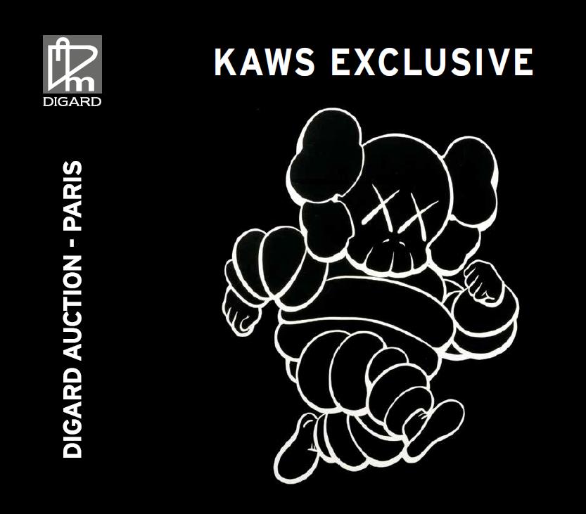 Vente Kaws Exclusive chez DIGARD AUCTION : 249 lots