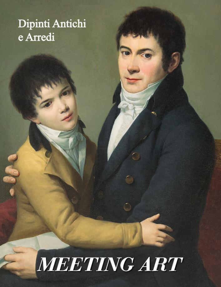 Vente Peintures Anciennes et Mobilier chez Casa delle Aste Meeting Art s.p.a. : 110 lots