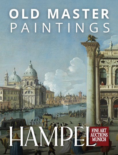 Vente Catalogue II - Tableaux de Maîtres anciens       chez Hampel Fine Art Auctions : 286 lots