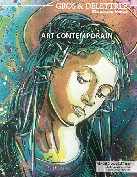Vente Art Moderne et Contemporain chez Gros - Delettrez : 35 lots
