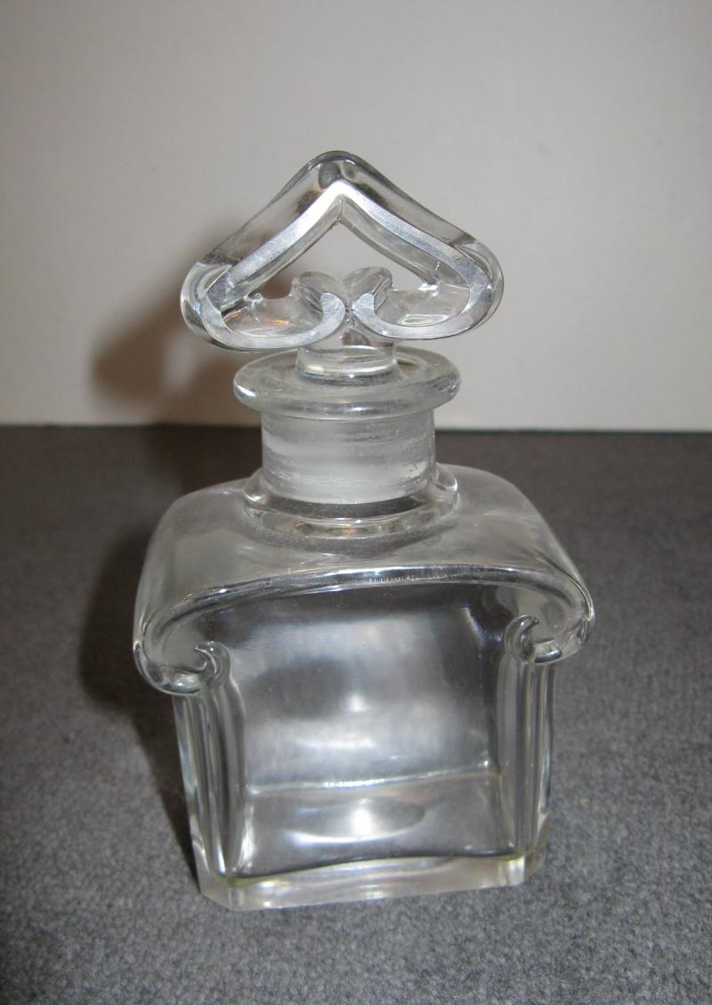 Guerlain De Parfum Bleue Du L'heure Flacon Cristal Baccarat En zMpGqUSV