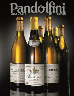 Vente Vins Fins et Spiritueux (Firenze) chez Pandolfini Casa d'Aste : 410 lots