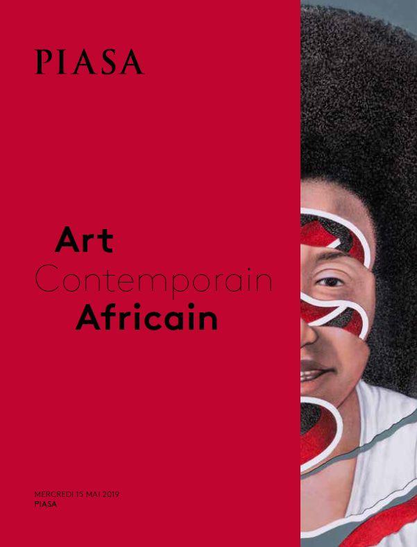 Vente Art Contemporain Africain chez Piasa : 154 lots