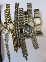3387efe183 Lot de 18 montres de marque GUY CLARAC, modèles homme et femme ...