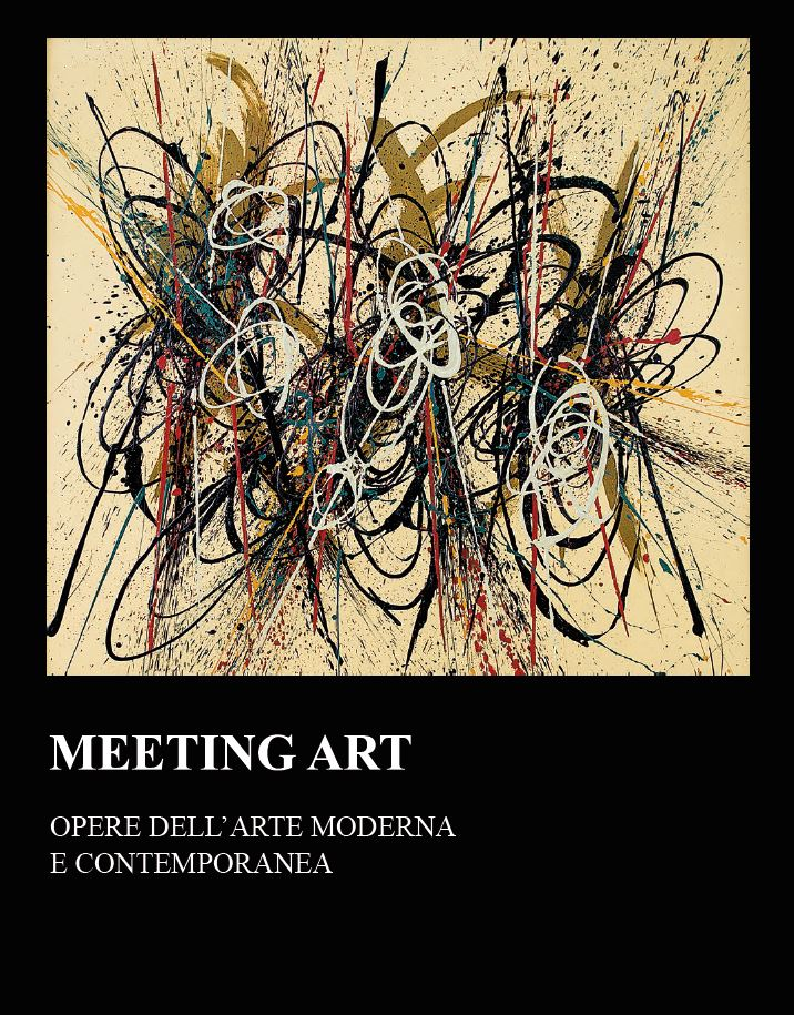 Vente Art Moderne et Contemporain chez Casa delle Aste Meeting Art s.p.a. : 100 lots