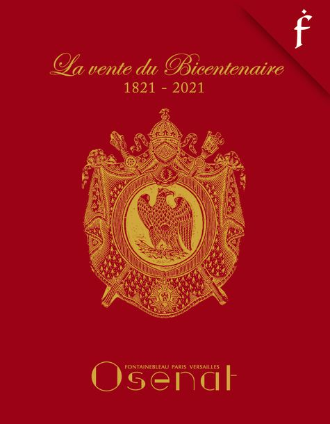 Vente L'Empire à Fontainebleau (Fontainebleau) chez Osenat : 118 lots