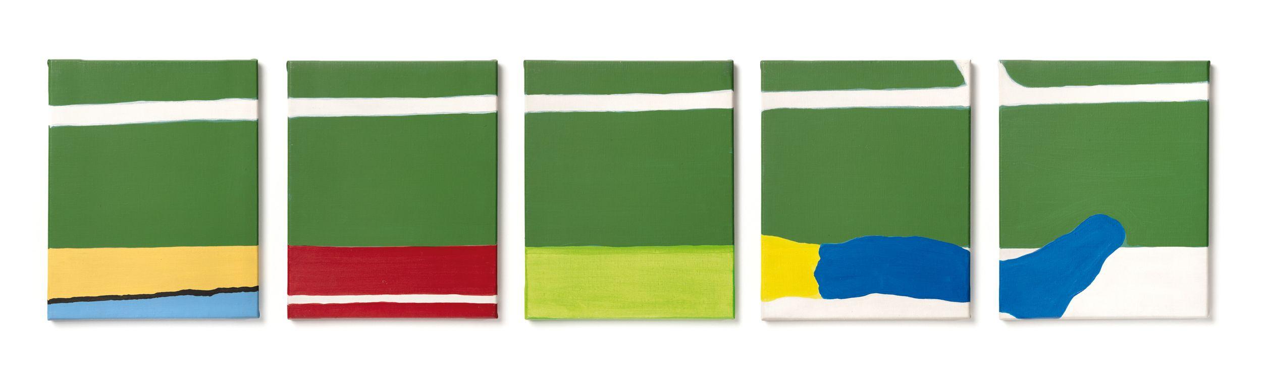 Vente Art Contemporain, Moderne et Ancien Partie II chez De Vuyst : 212 lots