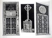arts d coratifs clouzot henri la ferronnerie moderne 3 me s rie paris livres. Black Bedroom Furniture Sets. Home Design Ideas