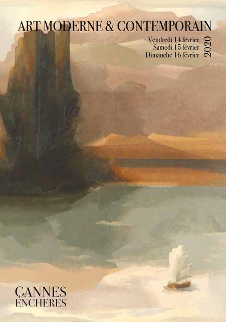 Vente Estampes - Multiples - Art Moderne et Contemporain chez Cannes Enchères : 295 lots