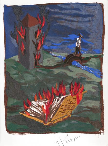 Gerard Garouste Ne En 1946 Don Quichotte I 2002 Lithographie Sur Papier Lot 143 Vente Pas Courante Arts Decoratifs Mobilier Design œuvres D Arts Ancien Moderne Contemporain Urbain Chez Fauveparis Auction Fr