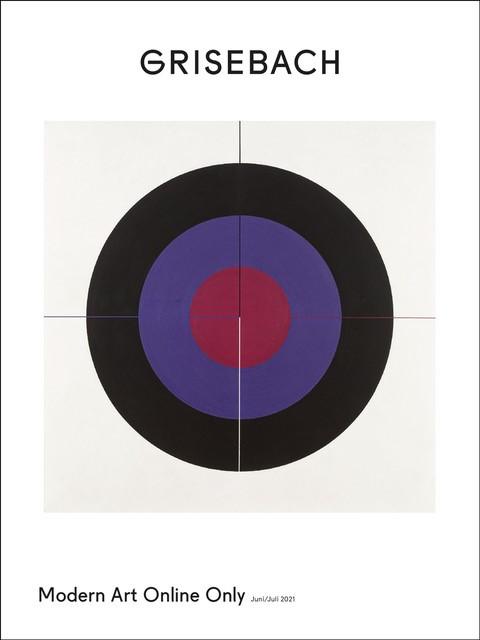 Vente Art Moderne   Timed Auction chez Grisebach : 58 lots