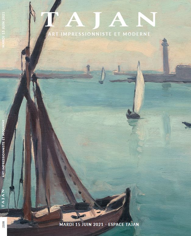 Vente Art Impressionniste et Moderne chez Tajan : 113 lots