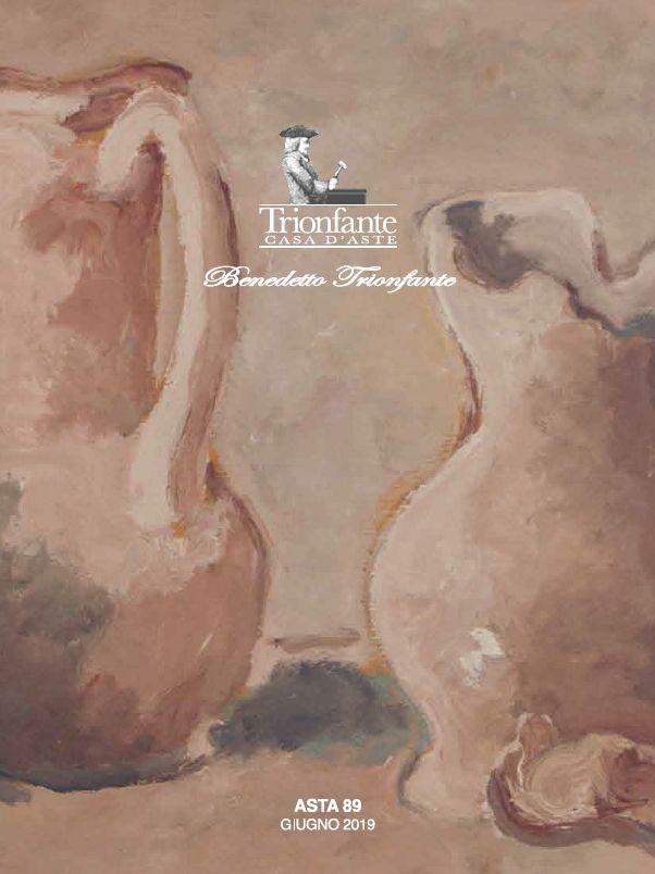 Vente Peintures Anciennes, Modernes & Contemporaines, Argenterie, Bijoux, Design, Mobilier & Objets d'Art chez Benedetto Trionfante Casa d'Aste SRL : 276 lots