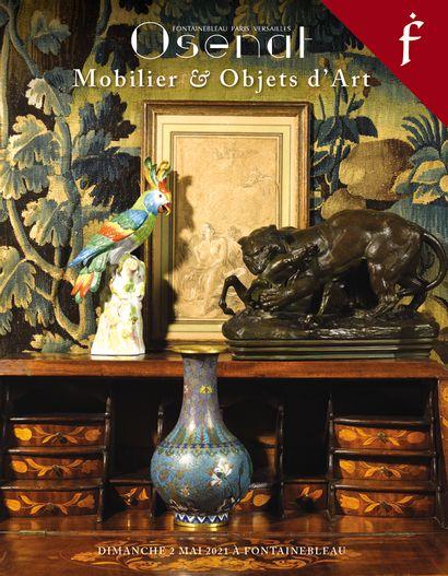 Vente Mobilier et Objets d'Art (Fontainebleau) chez Osenat : 191 lots