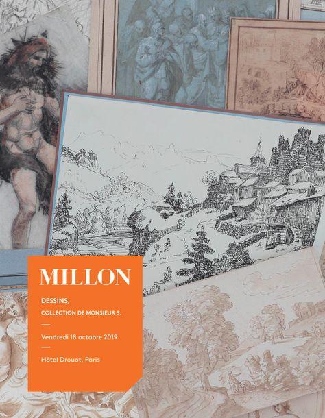 Vente Dessins - Collection de Monsieur S. chez Millon et Associés Paris : 264 lots