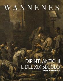 Vente Peintures du XIXème et Maîtres Anciens (Genova) chez Wannenes Art Auctions : 74 lots