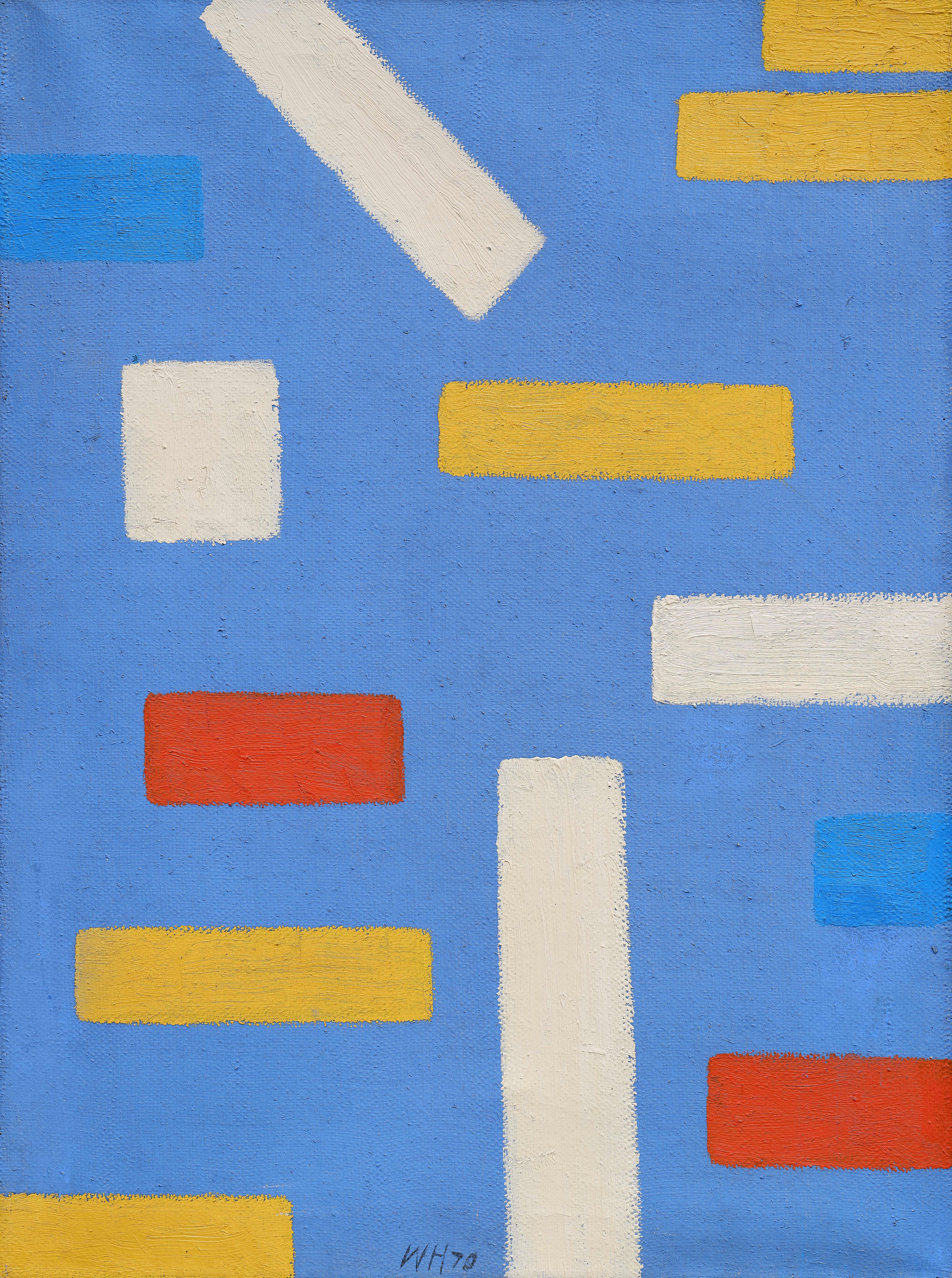 Vente Art d'après-guerre & contemporain Online chez Venduehuis der Notarissen te 's-Gravenhage : 214 lots
