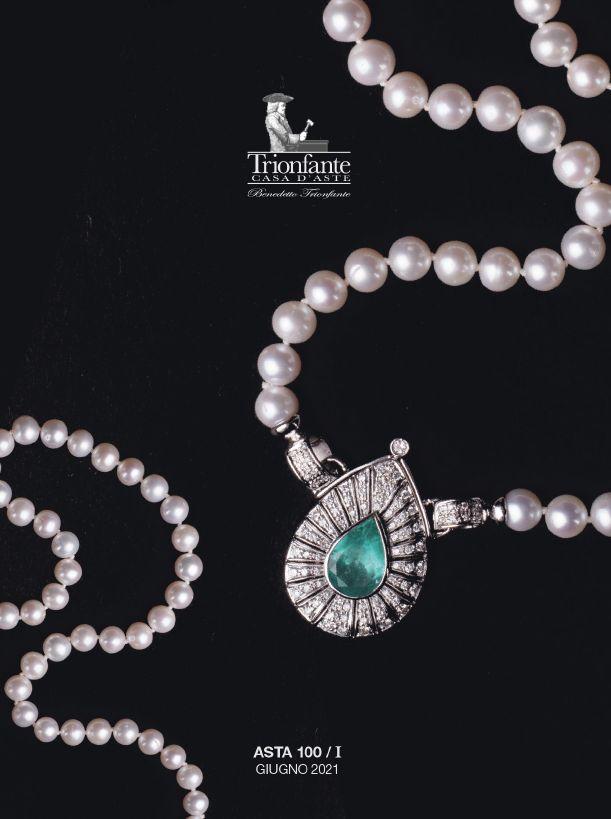 Vente Fashion, Vintage et Luxe, Meubles et Objets d'art chez Benedetto Trionfante Casa d'Aste SRL : 268 lots