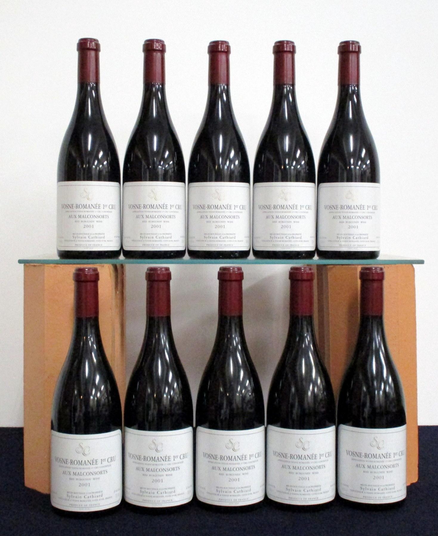 Vente Vins & Spiritueux chez  J Straker Chadwick & Sons Ltd : 607 lots