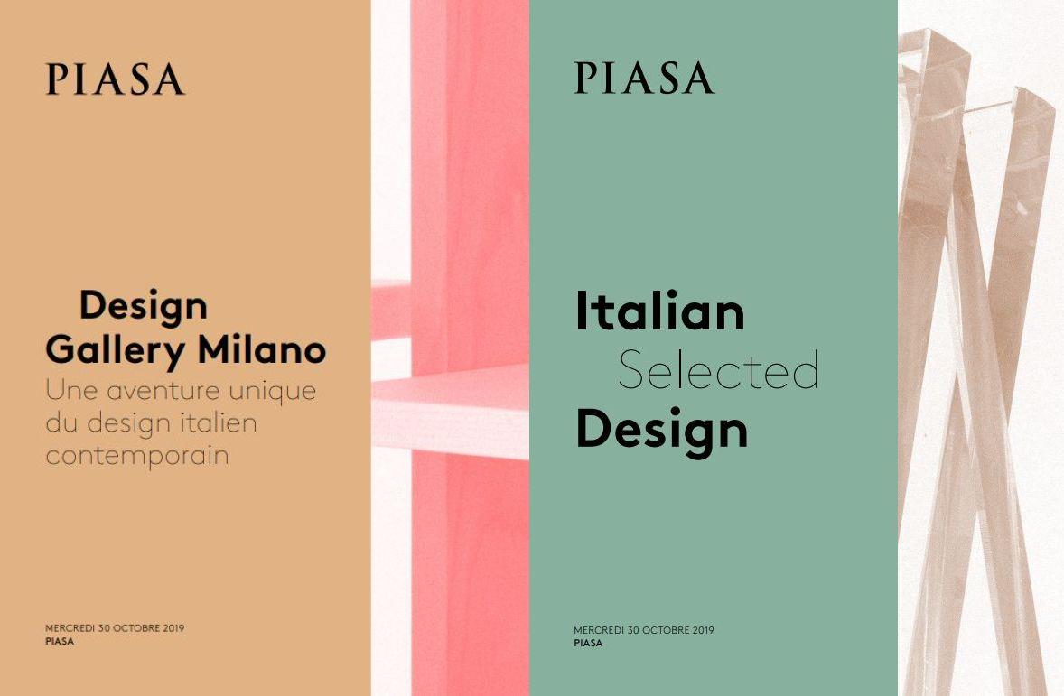 Vente Design Gallery Milano - Italian  Selected Design chez Piasa : 237 lots
