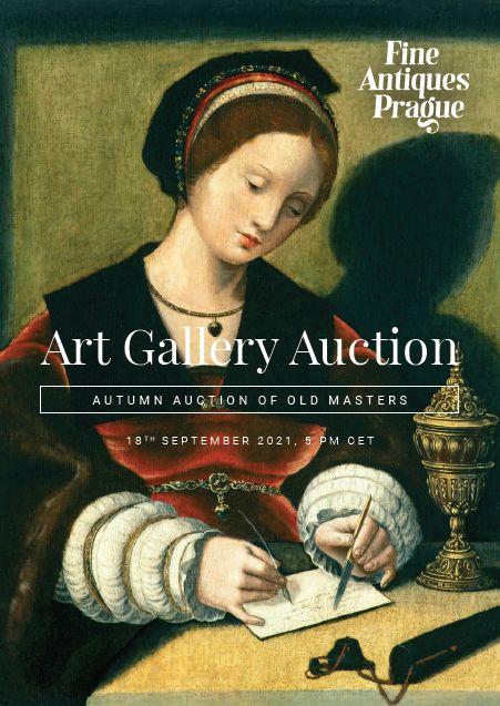 Vente Vente d'Automne de Maîtres Anciens chez Fine Antiques Prague : 66 lots