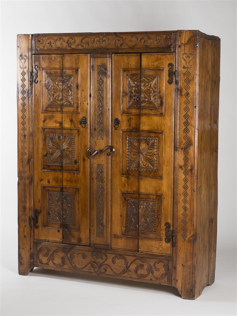 Vieille armoire - Emile Nelligan 1465389401503261