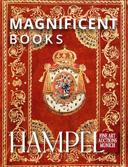 Vente Catalogue V -   Magnifique collection de livres chez Hampel Fine Art Auctions : 1 lots