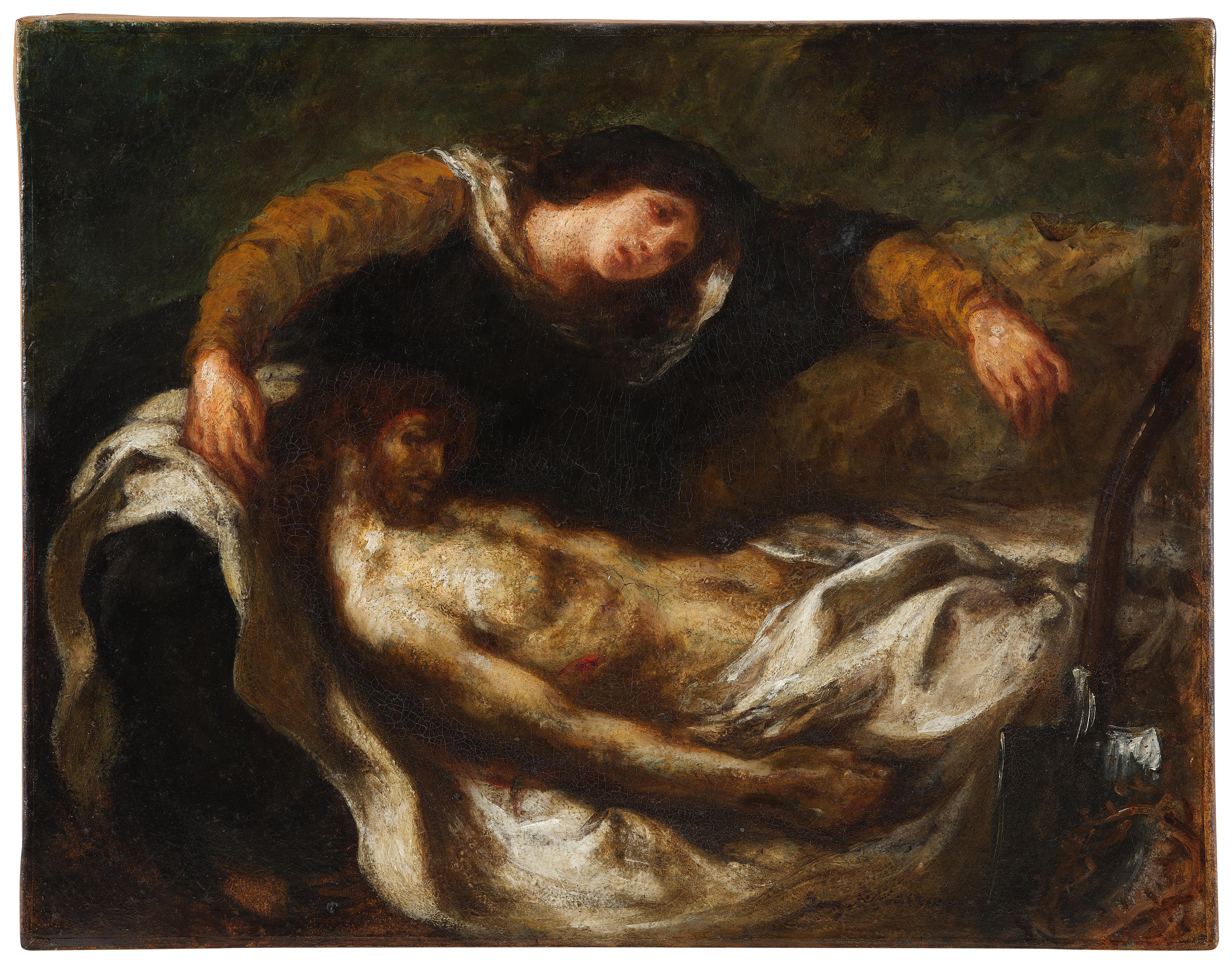 Vente Tableaux dont Delacroix, Bijoux, Arts Décoratifs chez Jean-Charles d'Ornano : 260 lots