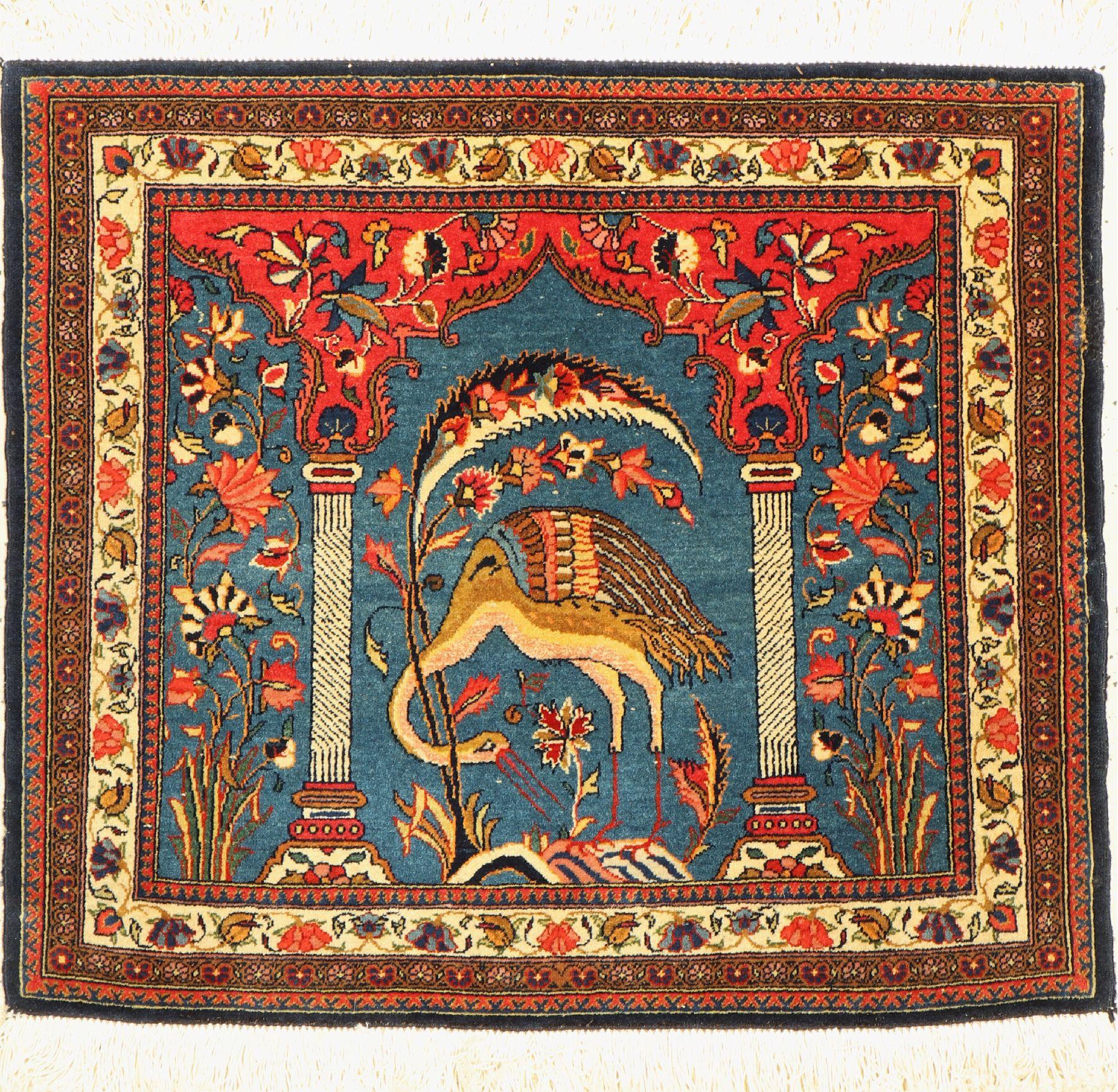 Vente Tapis d'Orient chez Henry's Auktionshaus : 200 lots