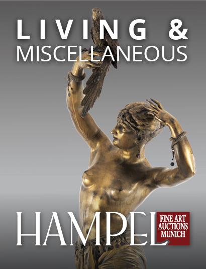 Vente Catalogue VI - Hampel Living  chez Hampel Fine Art Auctions : 588 lots