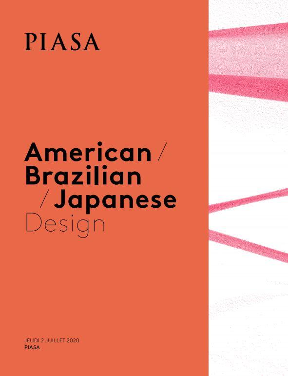 Vente American / Brazilian / Japanese Design chez Piasa : 197 lots