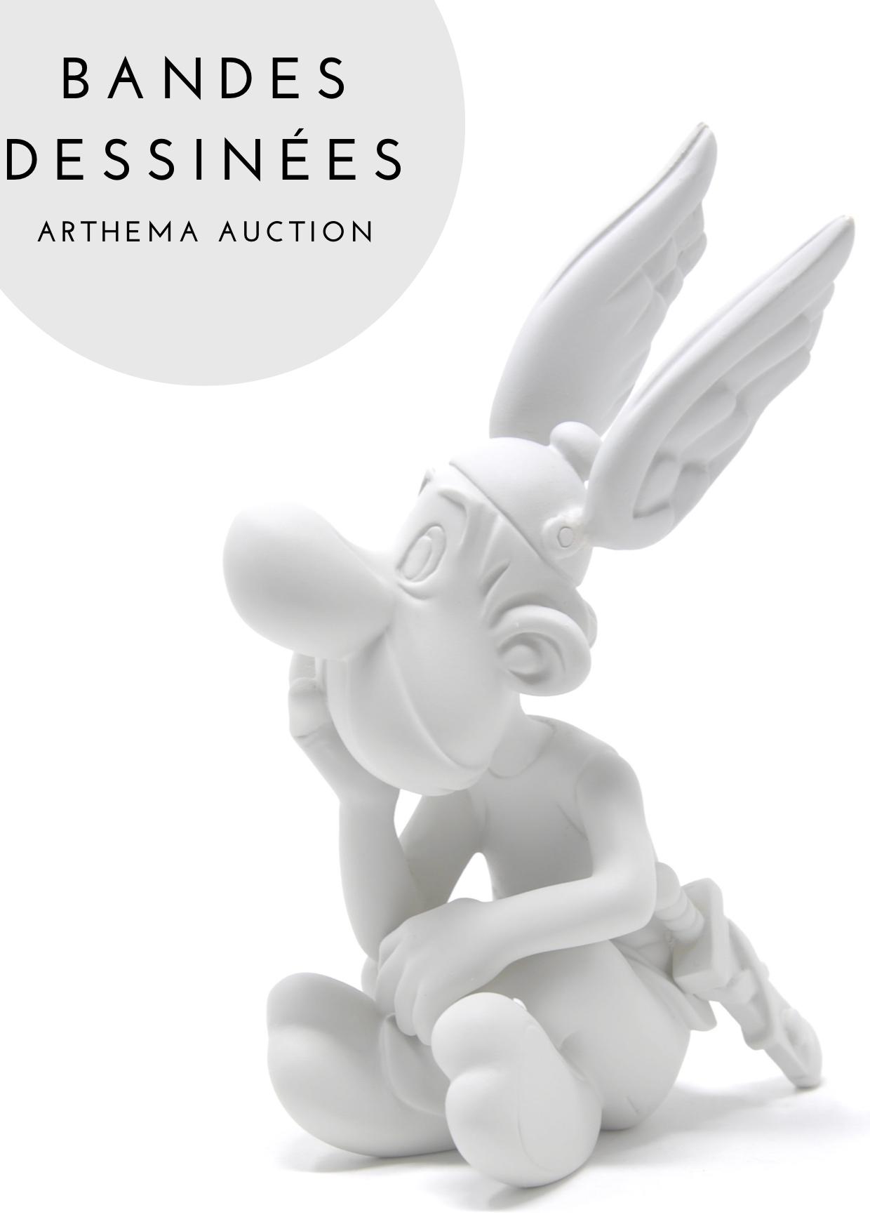Vente Albums et Figurines de Bandes Dessinées  chez Arthema Auction : 553 lots